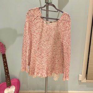 Free People Sweaters - Free people knitted sweater